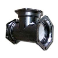 Wholesale MJ×MJ Mechanical Joint Tee / C153 Compact Mechanical Joint Pipe Fittings from china suppliers
