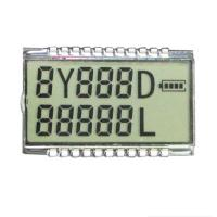 Wholesale 7 Segment Lcd Display Cheap Price Custom Lcd Screen With TN STN HTN FSTN Display Mode from china suppliers