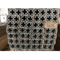High Intensity T Slot Extruded Aluminum Profiles 1.6mm Thickness Good Durability for sale