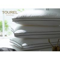 Wholesale OEM Polyester Neck And Head Hotel Comfort Pillows With Memory Foam from china suppliers
