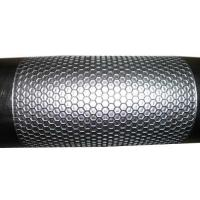 Wholesale Customized Durable Leather Embossing Roller For Plastic , Glass , Paper from china suppliers