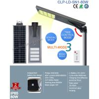 Wholesale 2017 Top Sale Outdoor IP65 Bridgelux 80W LED Solar Street with Patent Smart MPPT Controller from china suppliers