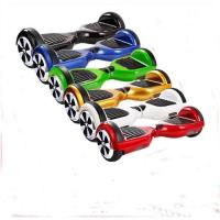 China 6.5 Inch Self Balancing Stand Up Electric Scooter Hoverboard 2 Wheel , Electric Smart Scooter on sale
