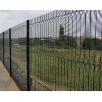 Wholesale 358 Anti Climb High Security Fence for Prison /Airport /Military from china suppliers