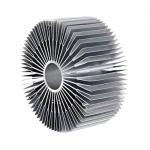 Wholesale 6000 Series Sun Flower Aluminum Radiator Aluminum Extruded Heat Sink Profiles from china suppliers