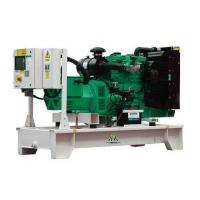 Silent / Open Type Perkins Diesel Generators 3 Phase With Water Cooling System for sale
