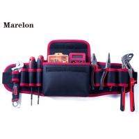 China Waist Electrician Tool Bag Belt Pouch For Carpenter Scaffolding Gardening on sale