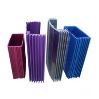 Wholesale Anodized 6063 Industrial Extruded Aluminium Profiles Electrical Cover from china suppliers