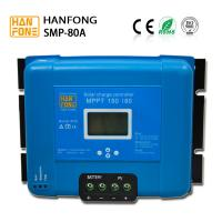 Wholesale 80 Amp Quick Charge Mppt Solar Charge Controller For Off Grid Solar System from china suppliers
