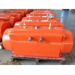 China AT Pneumatic Double Acting Actuator 90 Deg aluminum pistons for sale