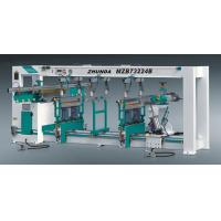 Quality Panel Furniture Making Multi Boring Machine Anti - Wear Materials Stable Performance for sale