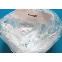 Wholesale Sex Hormones Steroid Powder Avanafil for Men Sexual Dysfunction CAS 330784-47-9 from china suppliers