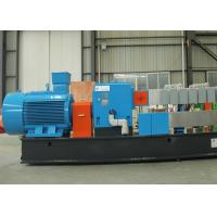 China Full Intermeshing Plastic Twin Screw Extruder With Bilateral Symmetry Gearbox on sale