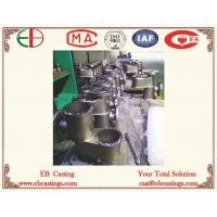 Wholesale ZAlSi9Mg Aluminum Valve Castings EB9081 from china suppliers