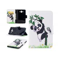 Wholesale Lovely Panda Card Pocket Phone Case , Cell Phone Wallet Case For Smartphone from china suppliers