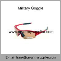 Wholesale Wholesale Cheap China Outdoor Military Use Outdoor Functional Army Goggle from china suppliers
