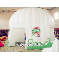 Wholesale Customized Inflatable Dome Tent with Printing Logo for Outdoor Events from china suppliers