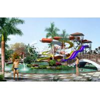 Exciting Slide Water Park Games