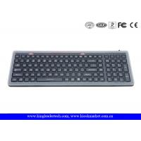 Buy cheap IP68 Industrial Rubber Keyboard Membrane Avaliable Comfortable For Typing from wholesalers