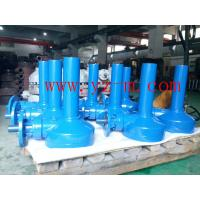 Wholesale Baking finish Bevel gear operator, bevel gear actuator for rising stem gate valve from china suppliers