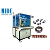 Quality Linear Segment Stator Winding Machine Open Pole Stator Needle Coil Winding Equipment for sale