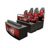 Wholesale Special Effects 7D 8D 9D 12D Cinema Theater / 5D Cinema Motion Chair from china suppliers