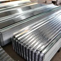 Wholesale Hot Dipped Galvanized Steel Roof Tile Building Roof Tiles 0.22*665*2440mm Zinc 60g from china suppliers
