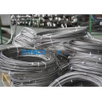 Wholesale Cold Rolled TP 347 / 347H 9.53mm Coiled Stainless Tube Seamless Stainless Steel Pipe from china suppliers