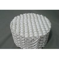 China Ceramic Structured Packings,Structured Tower Packing,Distillation Tower Fillings,Packings on sale