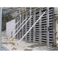 Steel adjustable construction concrete wall formwork to support shear wall for sale
