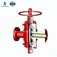 Wholesale API 6A Forged Hydraulic FC Gate Valve for Oil & Gas Industry from china suppliers