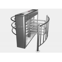 Wholesale Electronic Security Single Full Height Turnstiles For Indoor Library from china suppliers