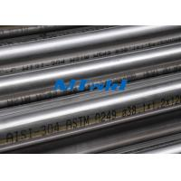 Wholesale Heat Exchanger Stainless Steel Welded Tubing ASTM A270 / A249 For Papermarking from china suppliers