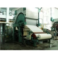 Wholesale China high speed tissue paper machine,toilet paper machine from china suppliers
