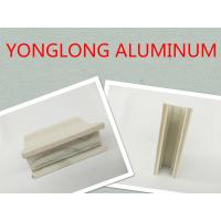 Wholesale Wooden Grain Aluminum Window Profiles Strong Three Dimensional Effect from china suppliers