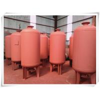Wholesale ASME Standard Diaphragm Water Pressure Tank Vessel For Water Pump System from china suppliers