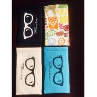 Wholesale Custom Handmade Soft Glasses Case , Reading Glasses Soft Case Candy Colors from china suppliers