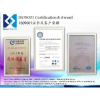 HanTech Precision Electronics (Suzhou) Co., Ltd. Certifications