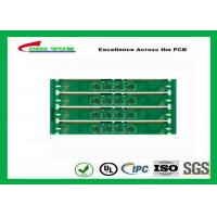 Wholesale Electronic Quick Turn PCB Prototypes With 6l Fr4 Tg150 1.6mm Lead Free Hasl 2oz Copper from china suppliers