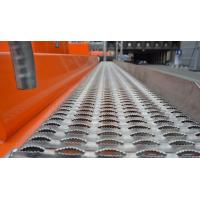 Wholesale perforated aluminum metal steel grating  anti slip stairs from china suppliers