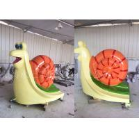 Wholesale Snail Style Kids Water Pool Toys,Water Park Equipment For Water Play from china suppliers