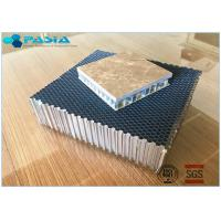 Wholesale High Rigidity Aluminum Honeycomb Panels , Honeycomb Core Panels 25 Mm Thickness from china suppliers