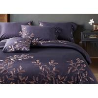 Wholesale Leaf Pattern Beautiful Bedding Sets 4Pcs , 100 Percent Cotton Bedding Sets from china suppliers