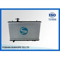 Wholesale Two Row Suzuki Car Radiator DPI2451 Aerio / 2.0L 26MT Multi - Louvered Fins SUZ020 from china suppliers