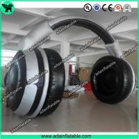Wholesale Inflatable Earphone Replica/Advertising Inflatable Headphone Arch Model from china suppliers