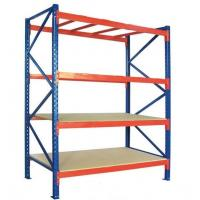 Wholesale Beam type Plywood Sheet Storage Rack , AS4084 Heavy Duty Steel Shelving from china suppliers