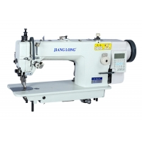 Wholesale 0303 Flat Bed High Speed Single Needle Sewing Machine from china suppliers