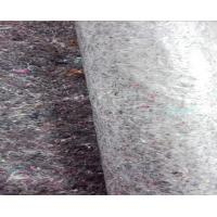 Quality Mattress Multicolor Waste Nonwoven Recycled Felt Fabric 1000gsm for sale