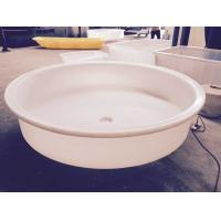 Wholesale 2018 new design M1400 PE food grade plastic Cone Round bucket conical plastic water tank from china suppliers