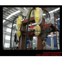 Wholesale T / I / H Beam Welding Line With Automatic Flux Recycling System Assembly and Straightening from china suppliers